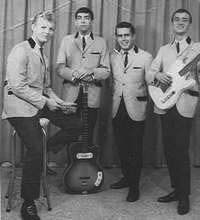 The Chessmen 1964